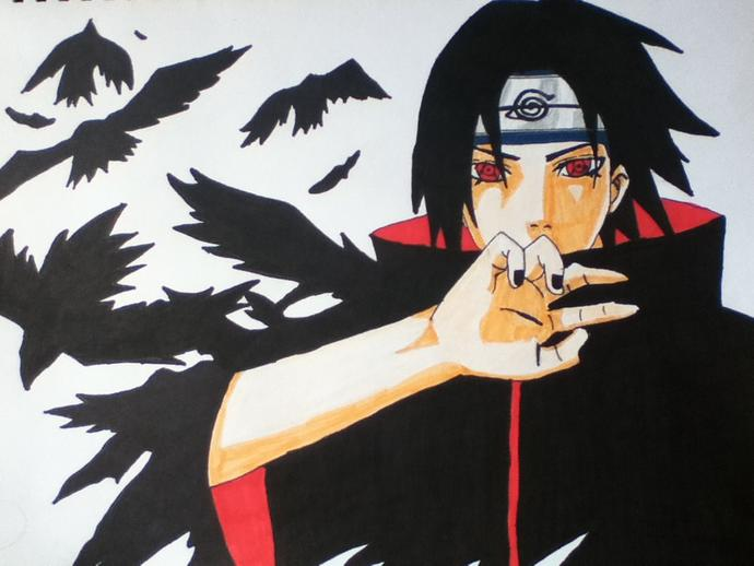 Which naruto character is your favorite?