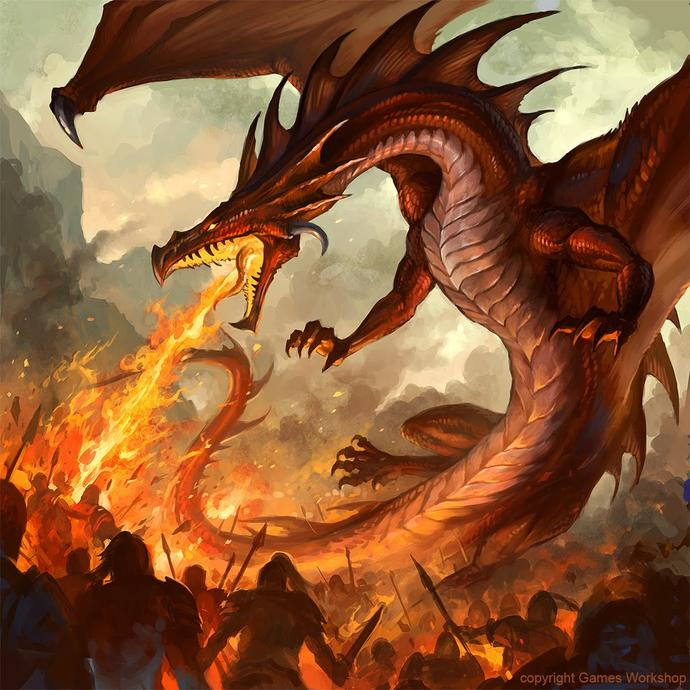 In this question you are a Dragon, What do you do?