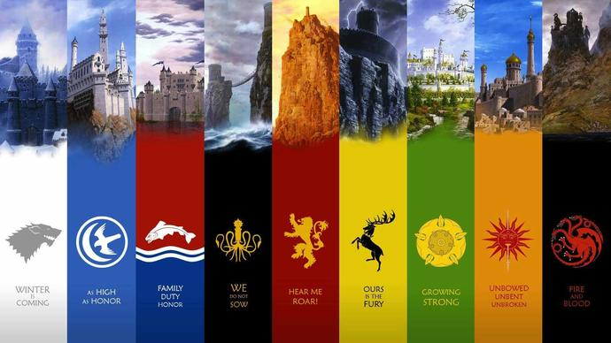 Favorite Game of Thrones House?