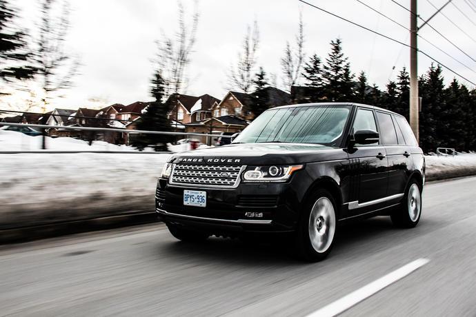 Land Rover vs Jeep?