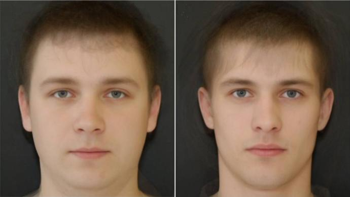 Strong chiseled face VS soft face?