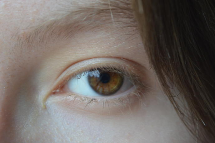 what are my eye color?