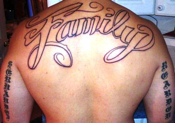 Does this tattoo look gang related?