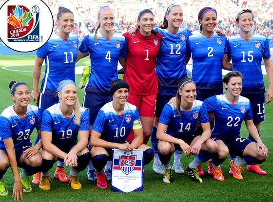 Are you watching FIFA Women's World's Cup: USA vs Japan?