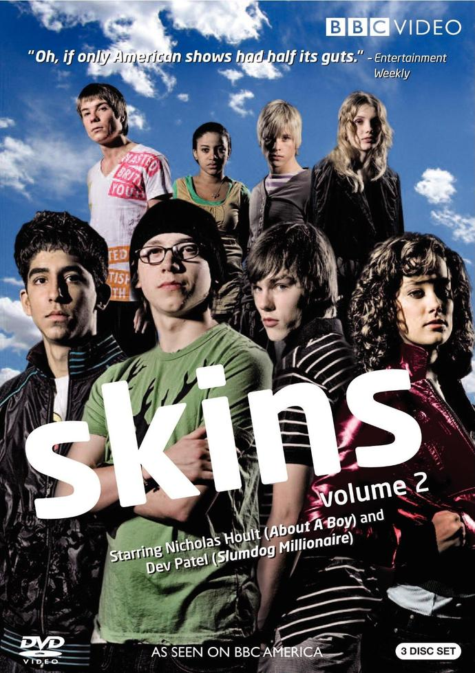 What was your favourite season of Skins UK?