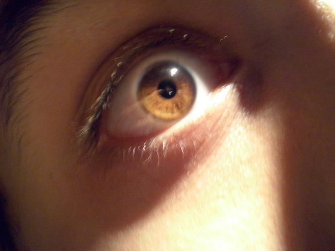 What is my eye color ? It is nice?