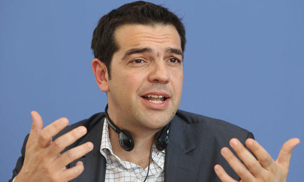 Are Alexis Tsipras and Yanis Varoufakis good-looking?
