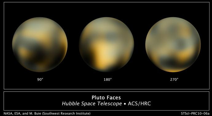 Are you excited to see what Pluto looks like?
