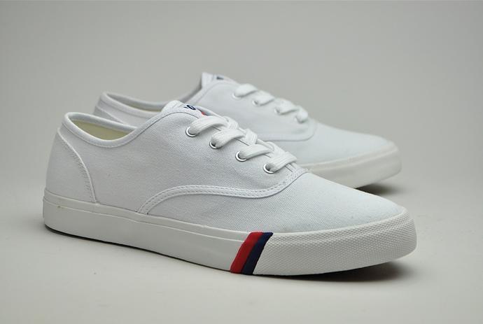 White Canvas/ CVO men's shoes?