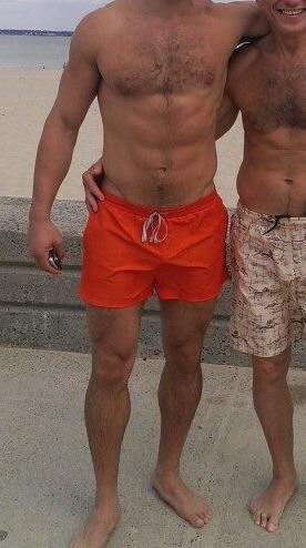 What do you think of this guy's body?