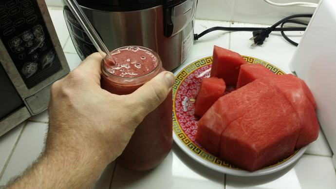 Do you make your own smoothies?