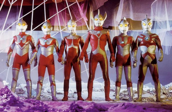 Do you know Ultraman?