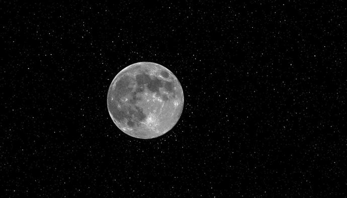 What's the first thing that comes to your mind when you see a full moon?