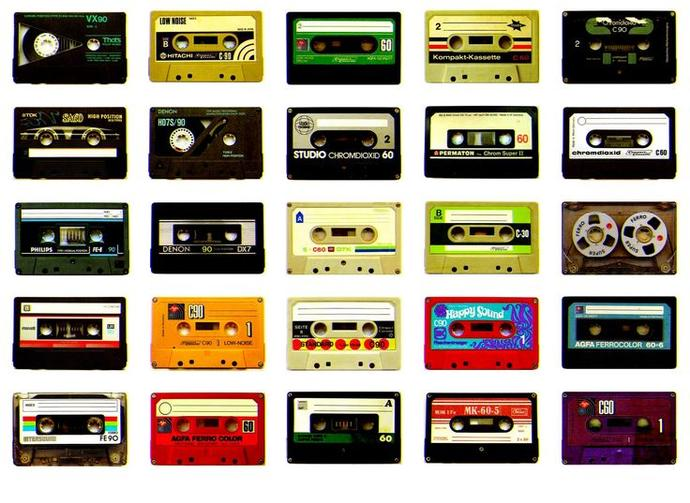 Have you or do you still own any Audio Cassette tapes?