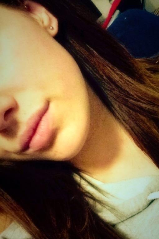 Do I look kissable?