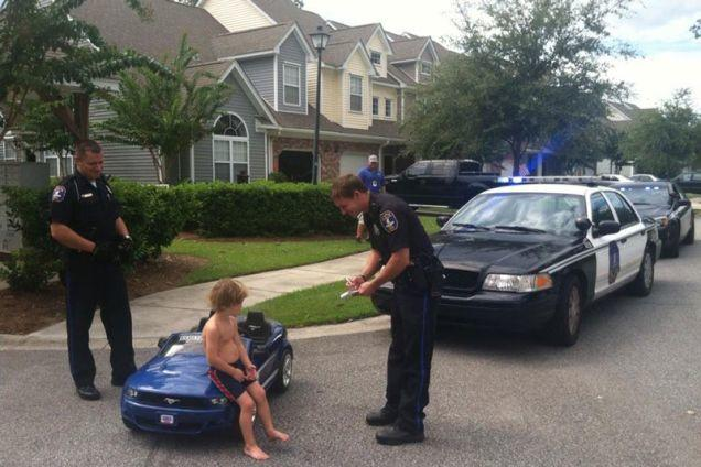 Did you ever get pulled over? What did you get pulled over for? IF you did, what do you think it would be for?
