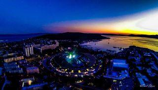 Anyone at Ultra Music Featival Europe here in Croatia Split?