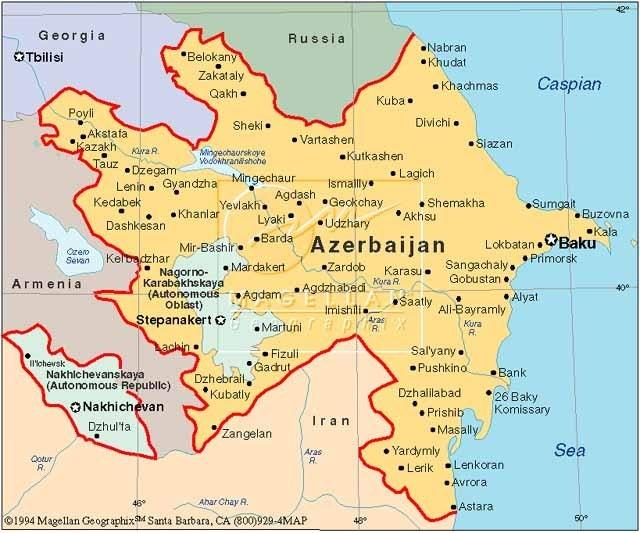 When you think of Azerbaijan, what first comes to mind?