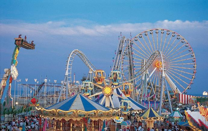 Do you prefer amusement parks or water parks?