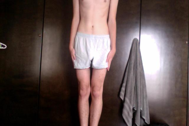 I think I have a thigh gap and I am a guy?