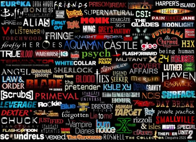 What was the last TV show you watched?