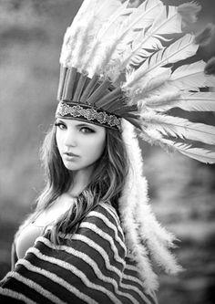 Do you think it is wrong for Native American headdresses to be used in fashion?
