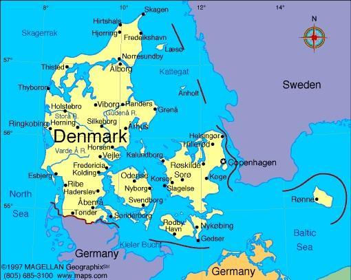 When you think of Denmark, what first comes to mind?