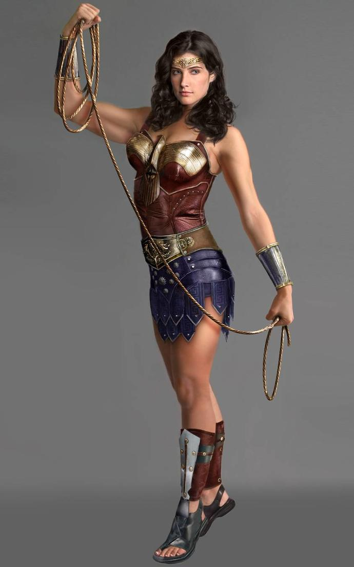 Who played wonder woman in the 80s-7059