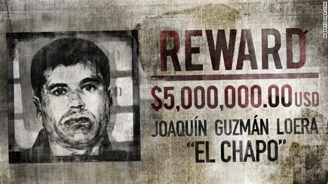 Would you alert the authorities if you saw El Chapo?