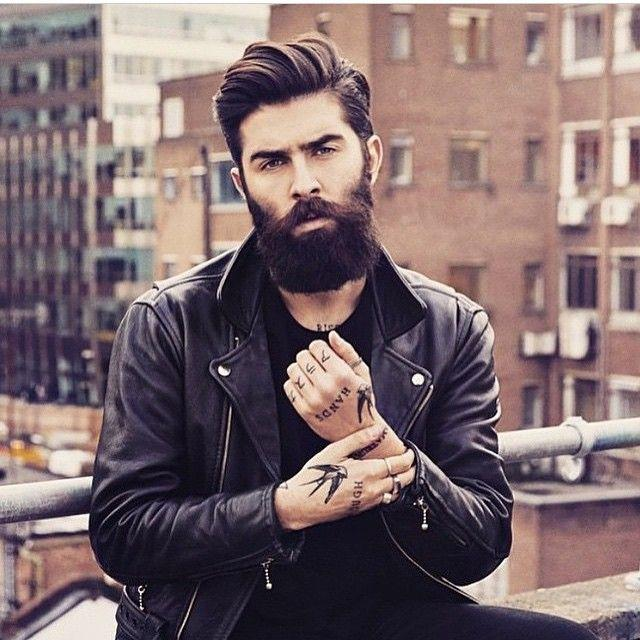 Girls, Do beards/facial hair look better with short hair or long hair?