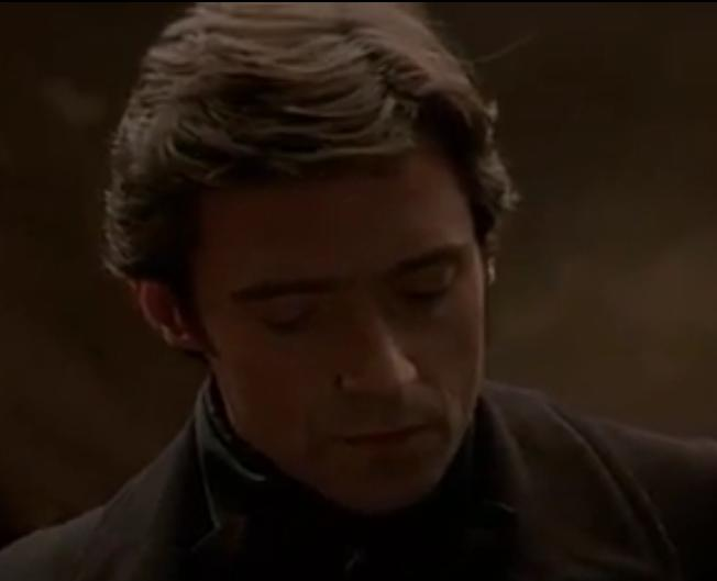 Girls, Opinion on Huge Jackman's hair in The Prestige?