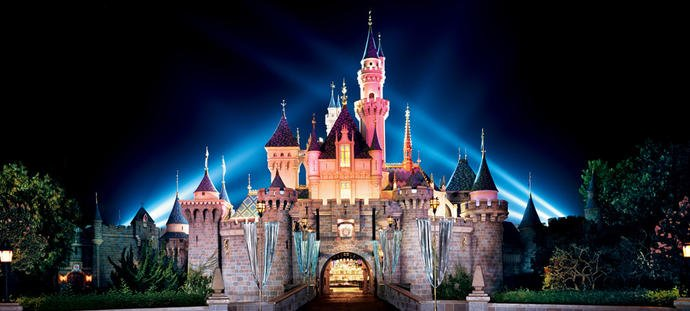 Today's Disneyland's 60th anniversary. What do you think of it and how many times have you been there?