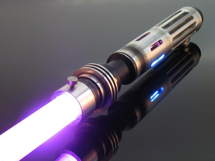 GAGers: If you had your very own lightsaber, what color crystal would you use?