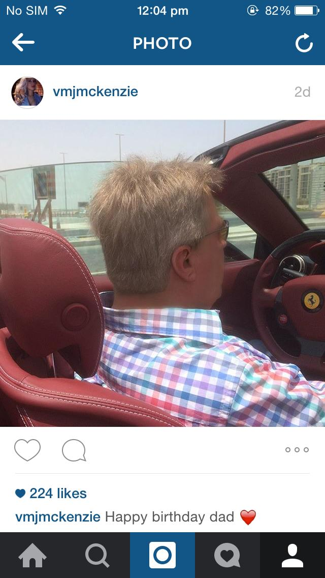 Do you think it's arrogant when people post photos of their wealth/families wealth etc?