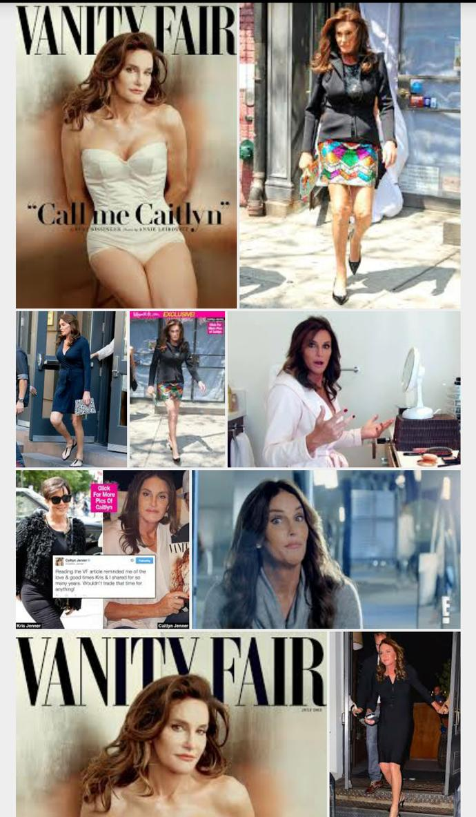 Am I the only one who thinks Caitlin Jenner wants to date black guys like the majority of the kardashians? Rate Caitlin Jenner out of 10...?