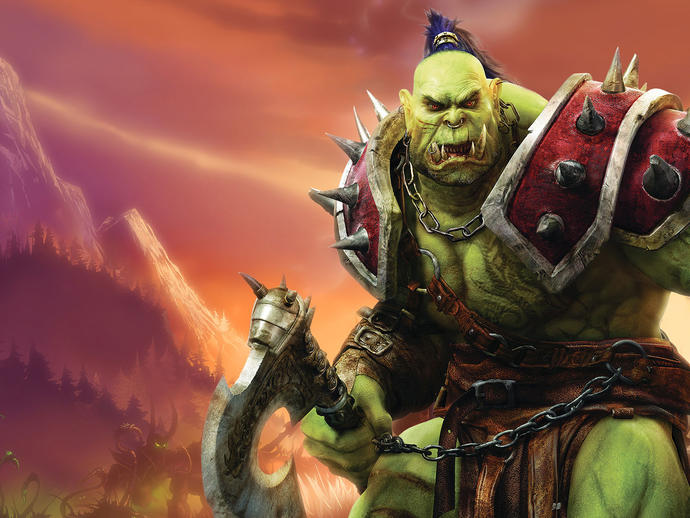 You wake up tomorrow and you are now an Orc. What do you do?