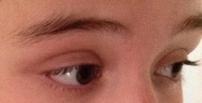Are my eyebrows way too bushy and gross or normal?