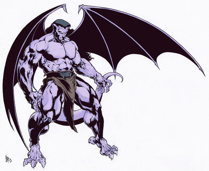 You wake up tomorrow morning and you are now a Gargoyle. What do you do?