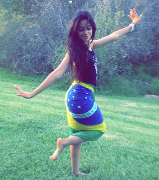 Do you think Camila Cabello is beautiful?