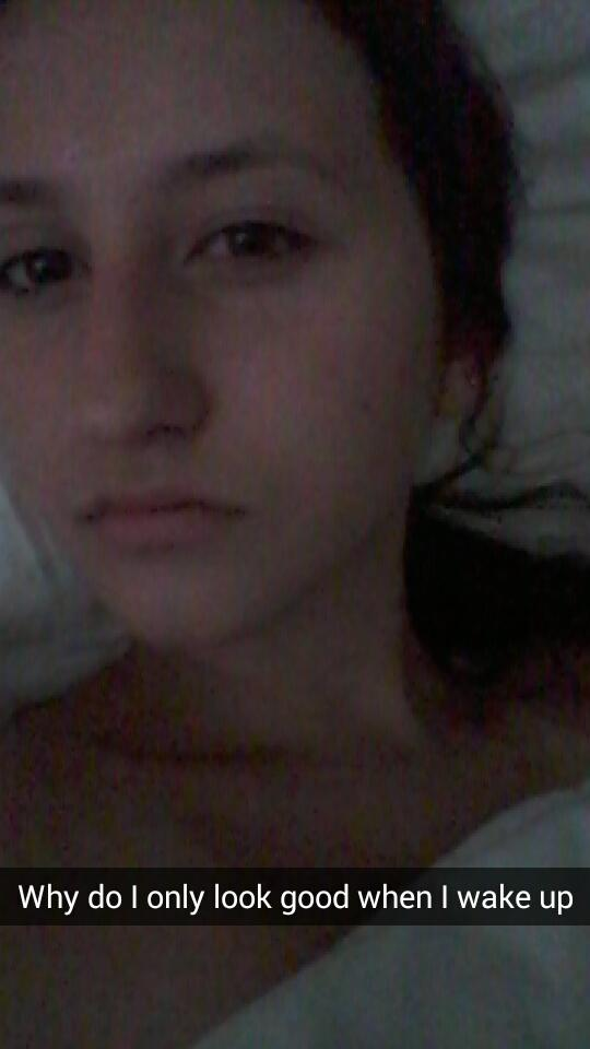 Woke up like this?