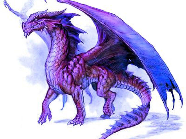 (Quiz) What dragon are you?