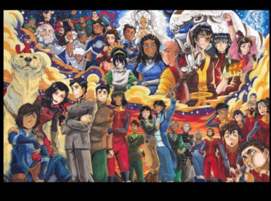 Who likes the show Avatar the Last Airbender? If so, who is your favorite character and why?