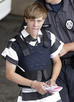 Would you date Dylan Roof?