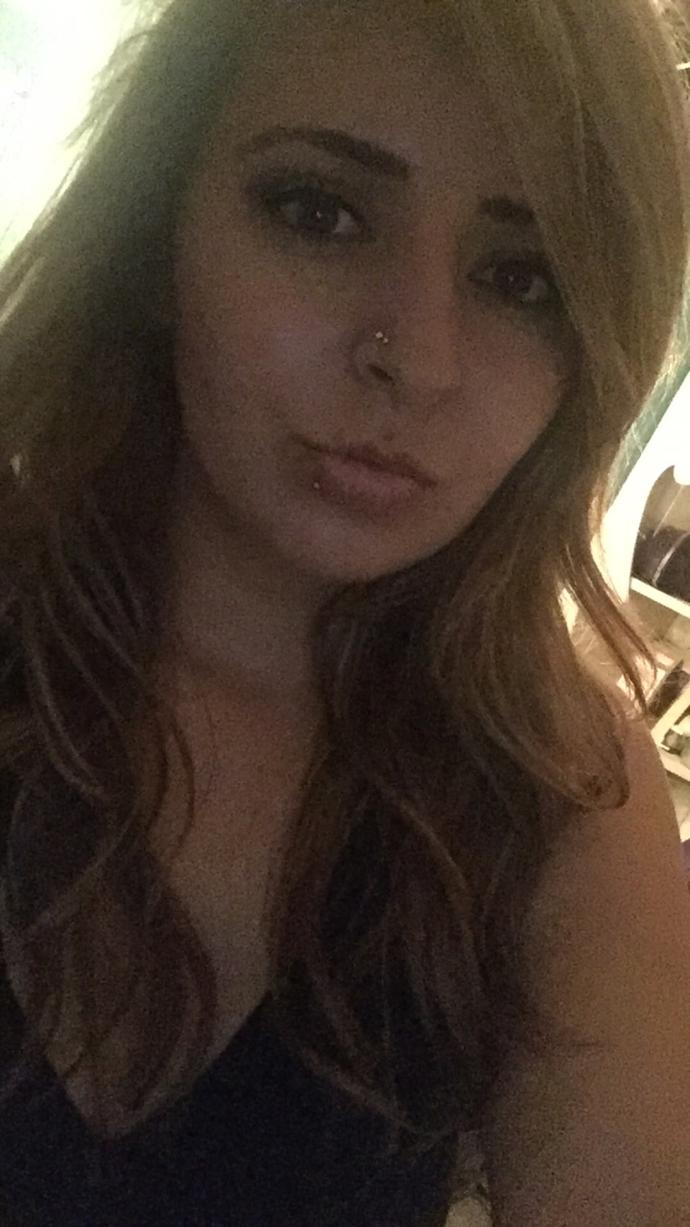 Re pierced lip.. Does it go with me?