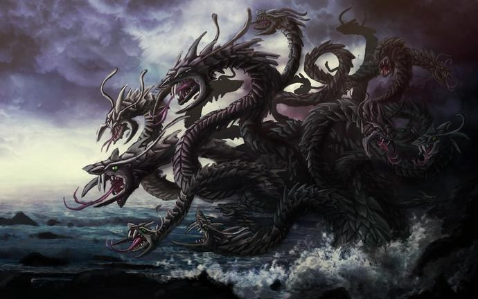 You wake up tomorrow and you are now a hydra, what do you do?