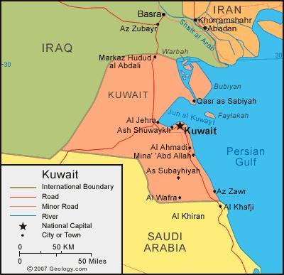 When you think of Kuwait, what first comes to mind?
