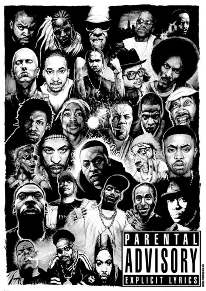 Whos your favorite rapper?