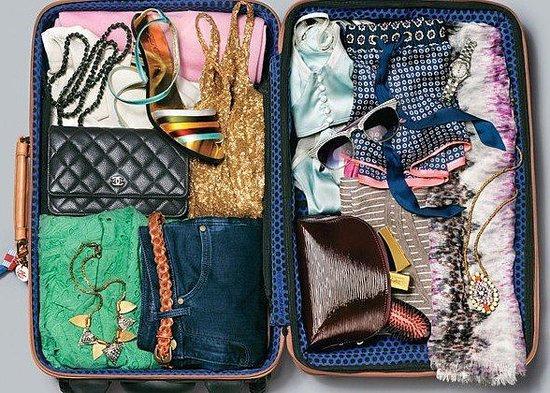 Who else loves packing?