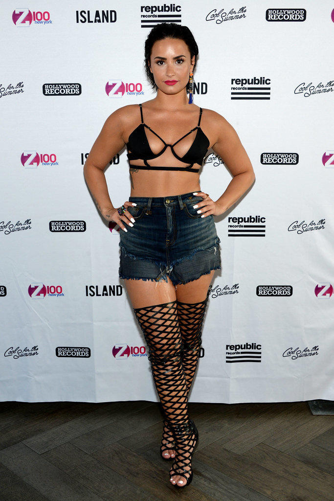 So what you think of the new Demi Lovato?