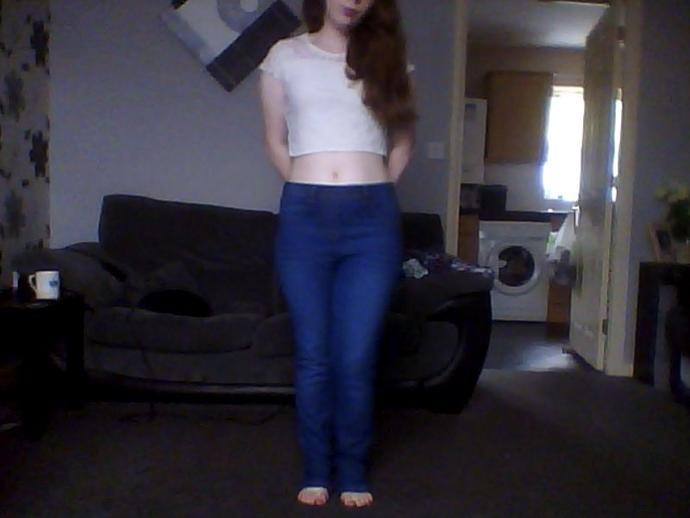 Am I skinny? Fat? Curvy?